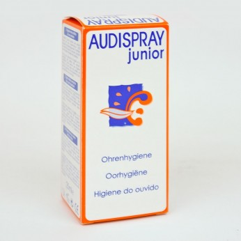 AUDISPRAY JUNIOR SOLUCION LIMPIEZA OIDOS 10 ML