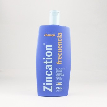 ZINCATION FRECUENCIA CHAMPU 300 ML