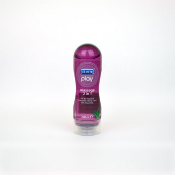 DUREX PLAY MASSAGE LUBRICANTE INTIMO 200 ML