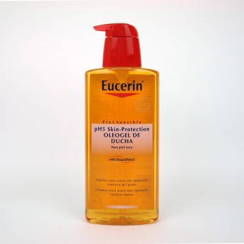 PH-5 EUCERIN OLEOGEL DE DUCHA 400 ML