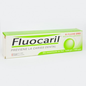FLUOCARIL BI-FLUORE 250 PASTA DENTIFRICA 125 ML.