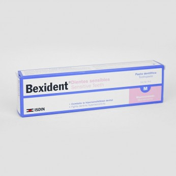 BEXIDENT PASTA DENTAL GINGIPROTECTORA 75 ML