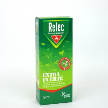 RELEC EXTRA FUERTE 50 SPRAY REPELENTE 75 ML