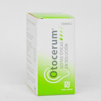 OTOCERUM GOTAS 10 ML