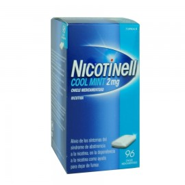 NICOTINELL MINT 2 MG. 96 CHICLES