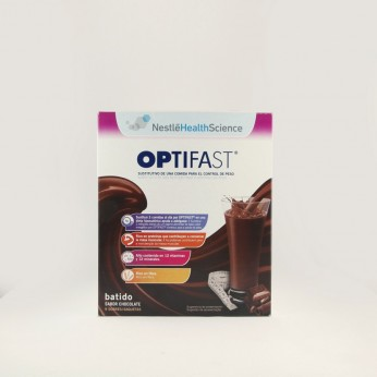 OPTIFAST( MODIFAST 9 U CHOCOLATE)