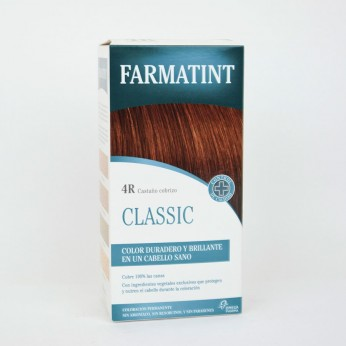 FARMATINT 4R CASTAÑO COBRIZO 130 ML.