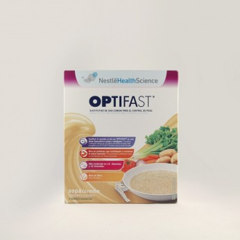 OPTIFAST SOPA (MODIFAST) 9 U VERDURA