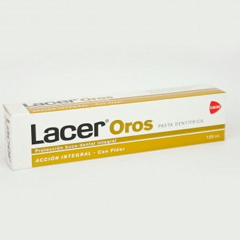 LACER OROS-2500 PASTA DENTAL 125 ML