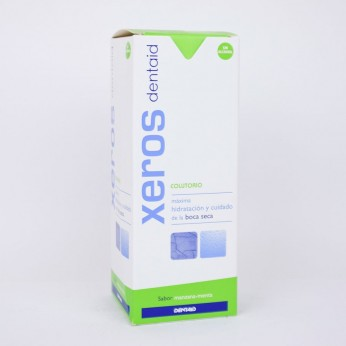 XEROS DENTAID COLUTORIO BUCAL 500 ML