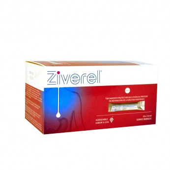 ZIVEREL 10 ML 20 SOBRES BEBIBLES