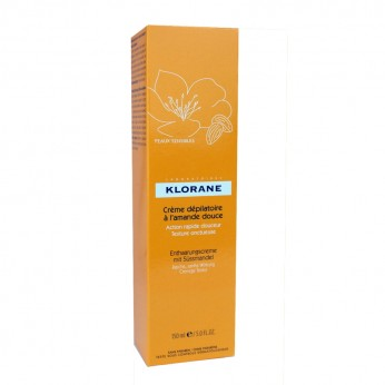KLORANE CREMA DEPILATORIA ACCION RAPIDA 150 ML