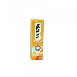 LEOTRON VITAMINA C ANGELINI COMP EFERVESCENTES 1