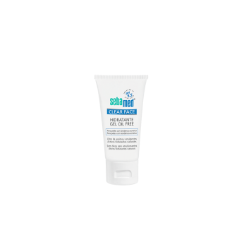 SEBAMED GEL HIDRATANTE OIL FREE CLEAR FACE 50 ML