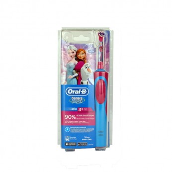 CEPILLO DENTAL ELECTRICO ORAL B VITALITY FROZEN