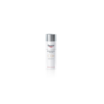 EUCERIN ANTIEDAD HYALURON FILLER CC CREAM COLOR