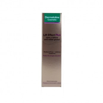 DERMATOLINE LIFT PLUS OJOS 15