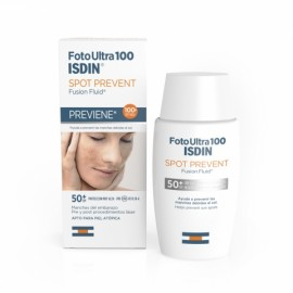 ISDIN SPF 100 FUSION FLUID SPOT PREVENT 50 ML