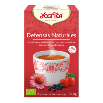 YOGI TEA DEFENSAS NATURALES