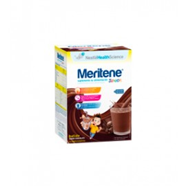 MERITENE JUNIOR SABOR CHOCOLATE 15 SOBRES 30 G.