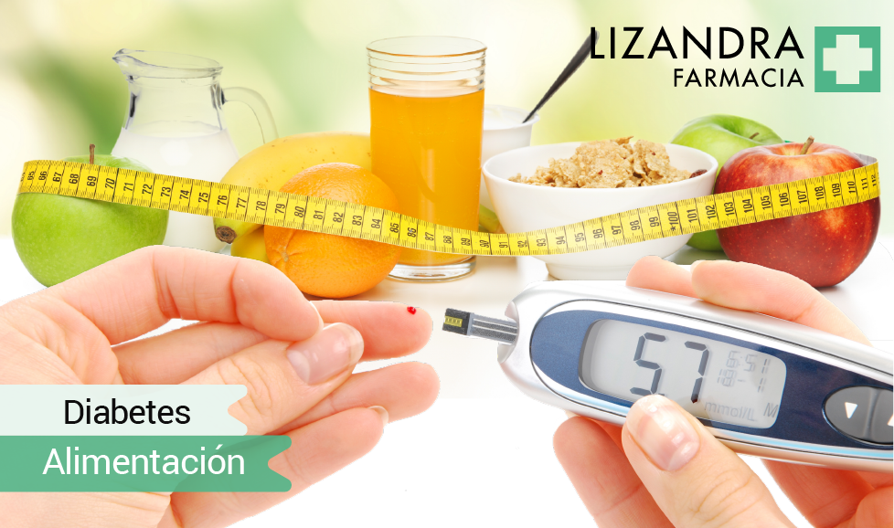 alimentación diabetes